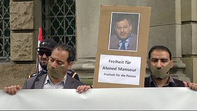 Ahmed Mansour released by German authorities, says Al-Jazeera