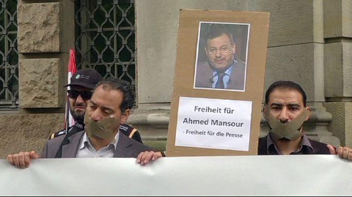 Ahmed Mansour released by German authorities, says Al-Jazeera