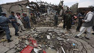 Afganisztán: Végeztek a kabuli parlament tálib támadóival