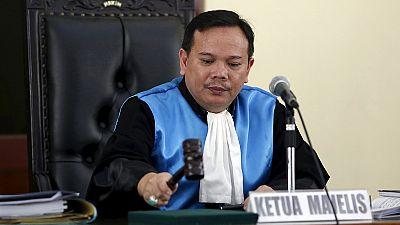 Indonésia: Francês condenado à morte poupado durante o Ramadão