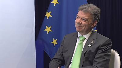 Exclusive: Colombia's president on fighting FARC and the war on drugs