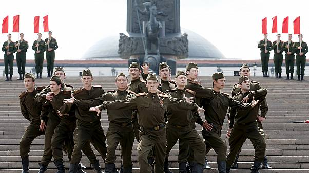 Ceremonies in Moscow and Kyiv to remember the day the German army invaded the Soviet Union