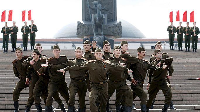 موسكو و كييف تحتفلان بالذكرى 74 للهجوم النازي على الاتحاد السوفياتي