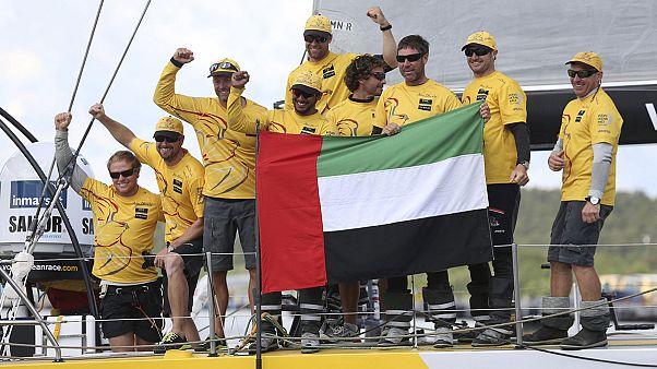 El 'Abu Dhabi' del británico Ian Walker se proclama ganador de la Volvo Ocean Race