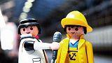 Playmobil, un juguete que ha encontrado su hueco en las redes sociales