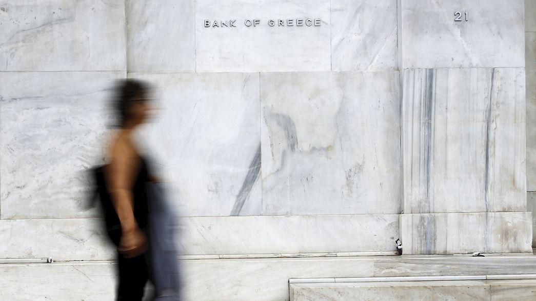 Os números da dívida grega