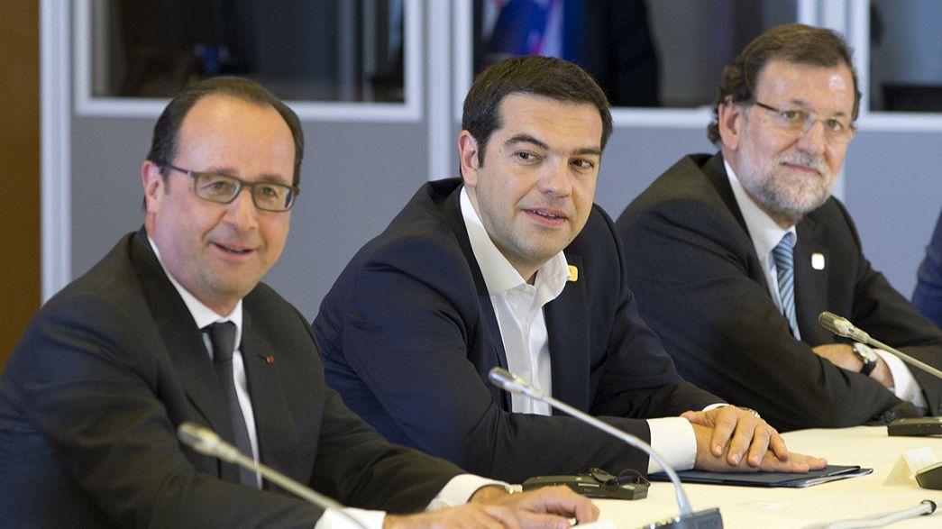 Griechenland-Krisengipfel ist nur ein Beratungsgipfel