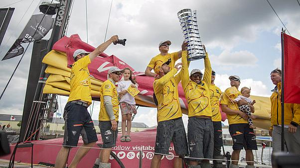 Abu Dhabi Ocean Racing claims Volvo Ocean Race in Sweden