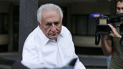 "Strauss-Kahn, ""Jack"", ha vuelto... A Twitter"