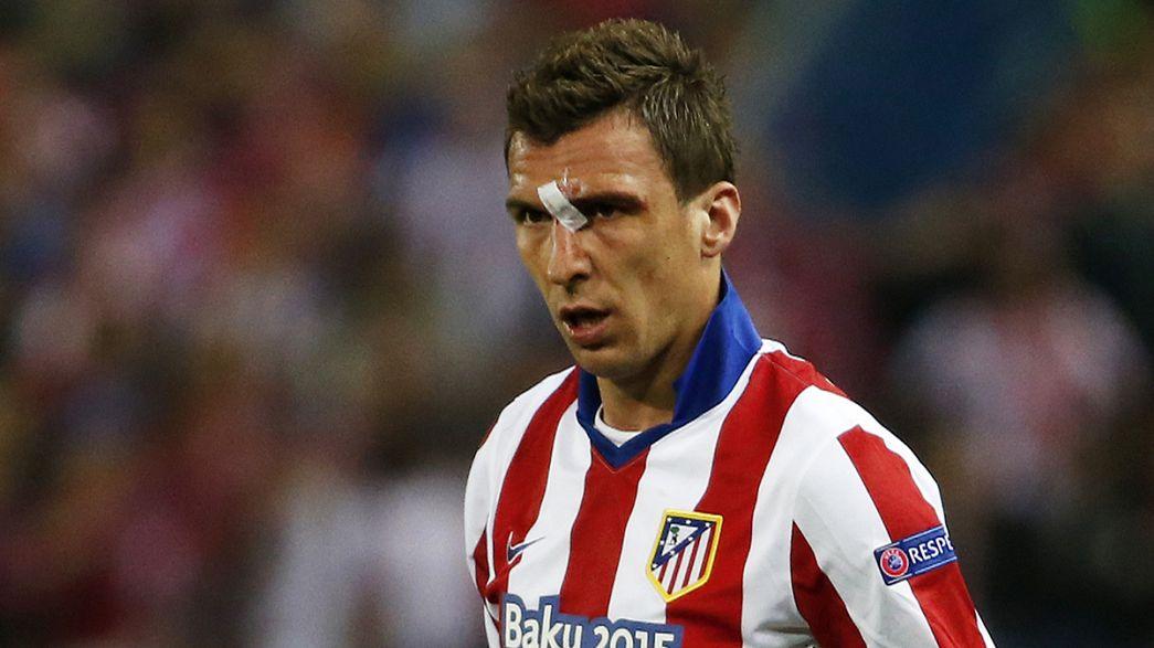 Mandzukic joins Juventus
