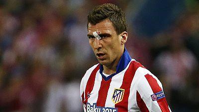 Mandzukic ficha cuatro temporadas por la Juventus