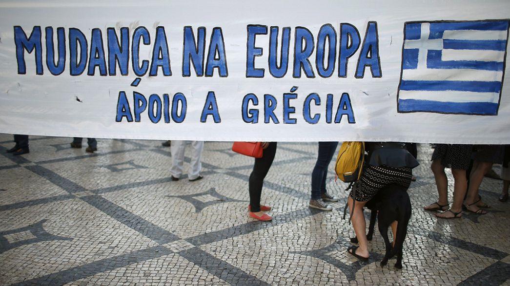 """Guntram Wolff, """"think tank"""" Bruegel: """"espero que se encontre um solução para a Grécia até ao final da semana"""""""
