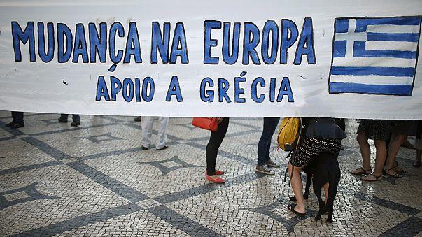 """Гунтрам Вольф: """"сделка Греции с ЕС - на этой неделе"""""""