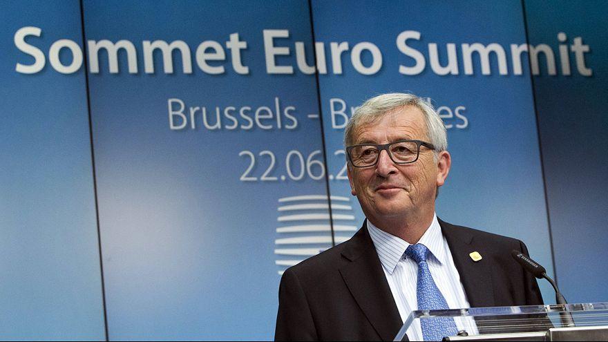 A héten megállapodnak Görögországgal Juncker szerint
