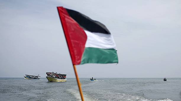 Pro-Palestinian activists prepare flotilla to break Gaza blockade