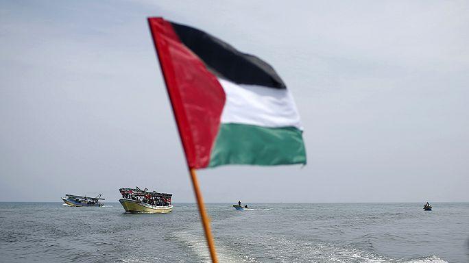 """Une troisième """"Flotte de la Liberté"""" s'apprête à tenter de rejoindre Gaza"""