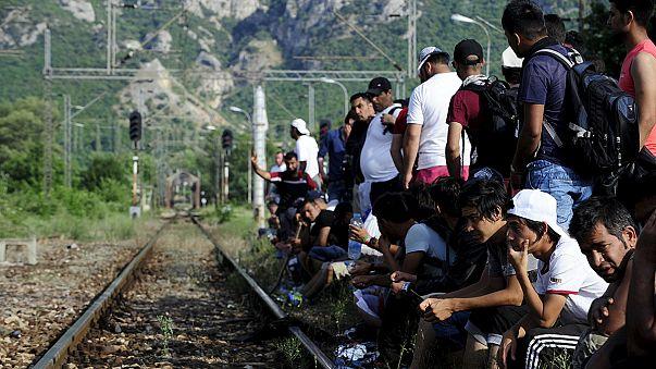 Európai akció a líbiai embercsempészek ellen