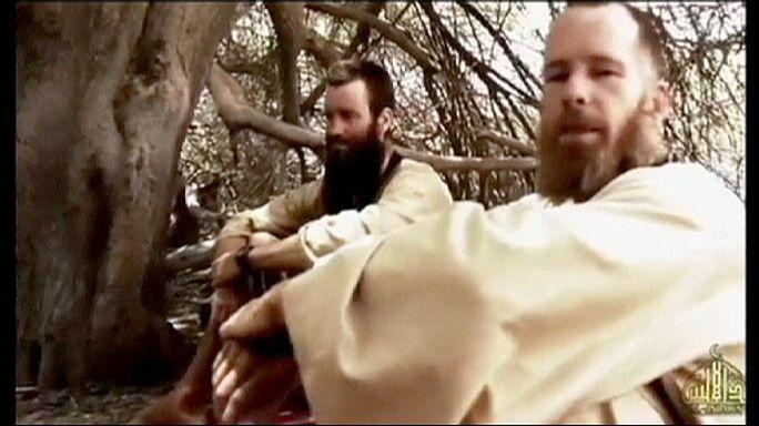 Mali : deux otages occidentaux appellent à l'aide