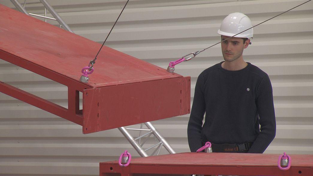 Seilroboter revolutionieren Industrie