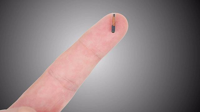 Ersetzt implantierter RFID-Mikrochip bald Hausschlüssel?