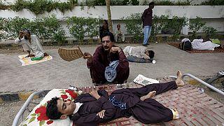Canicule : plus de 400 morts en trois jours au Pakistan