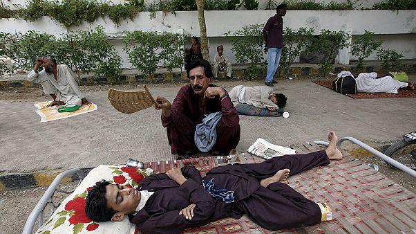 Pakistan: oltre 450 morti per ondata di caldo