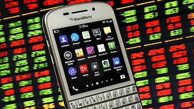Blackberry posts first quarter loss as company continues revival