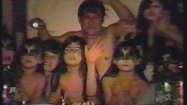 The Wolfpack : l'incroyable histoire de septs enfants enfermés chez eux pendant quatorze ans à New York