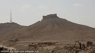 Le groupe jihadiste ISIL détruit deux anciens mausolées islamiques à Palmyre