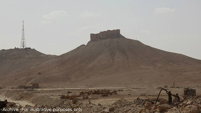 ISIS blows up two ancient Islamic mausoleums in Palmyra