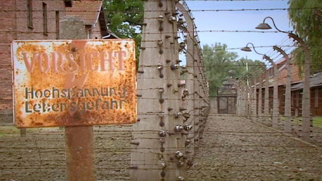 Detenidos dos jóvenes británicos acusados de robar en Auschwitz