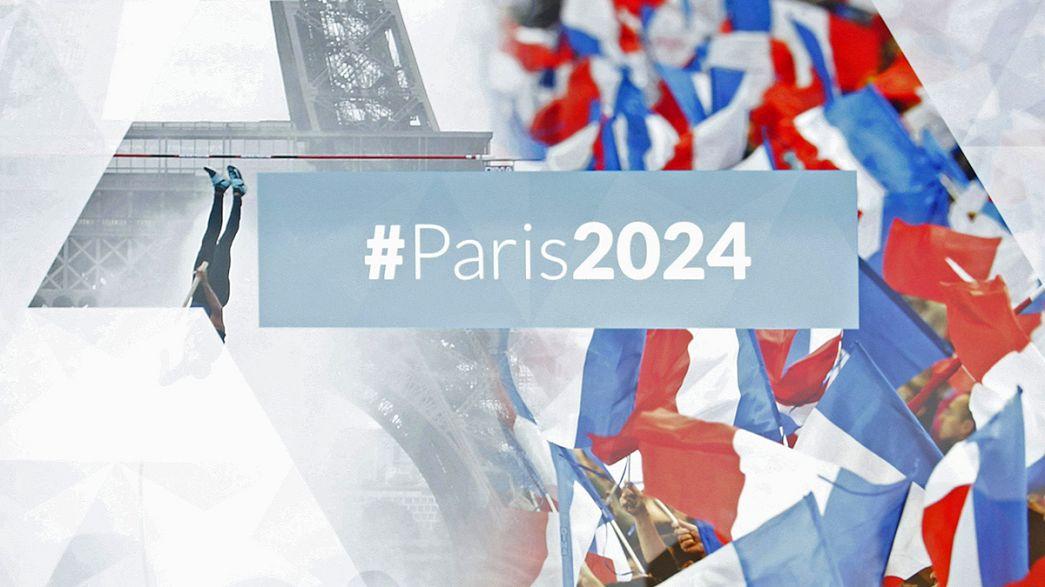 Paris will Olympia 2024