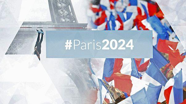 Paris se pique aux Jeux