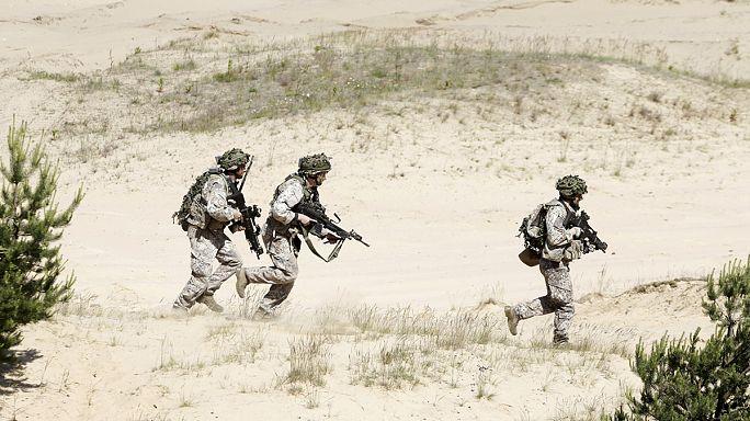 Les Etats-Unis vont déployer des armements lourds sur le flanc Est de l'OTAN