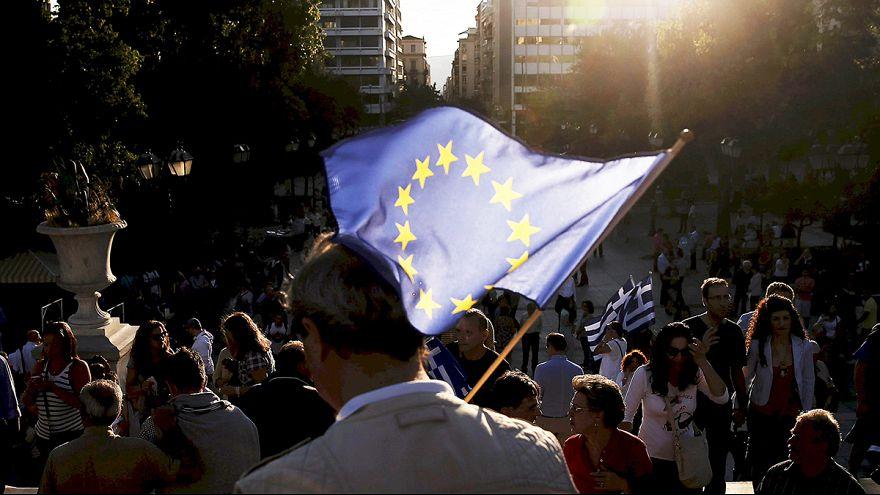 Grèce : le scénario du pire s'éloigne