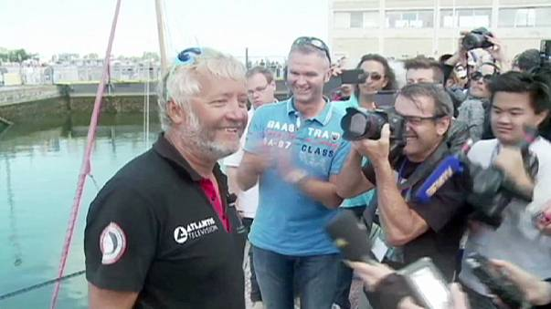 Sailing: Bourgnon completes remarkable round-the-world challenge