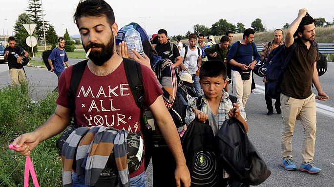 Demandeurs d'asile : la Hongrie dit stop