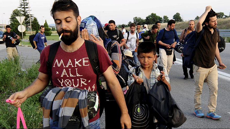 المجر تعلق العمل باحدى مواد معاهدة دبلن المعنية باللاجئين