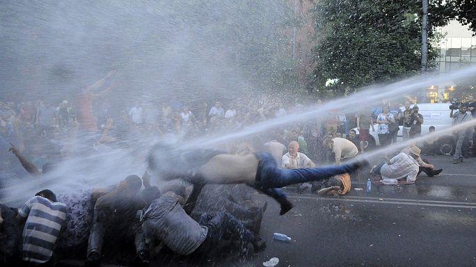 مظاهرات في أرمينيا احتجاجا على رفع سعر الكهرباء