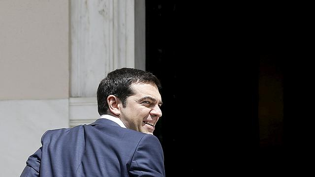 Greek PM holds more talks with lenders to shore up his debt plans