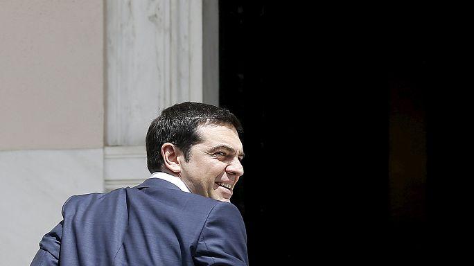 Brüksel'de Atina için kritik toplantı