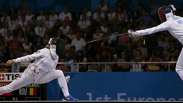 Baku European Games: Day 11 Highlights