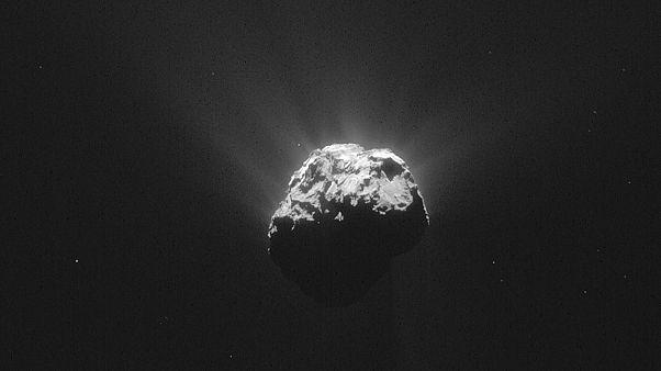 Rosetta space mission extended, ESA announces