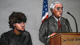Boston Bomber apologises to the victims as he is formally sentenced to death