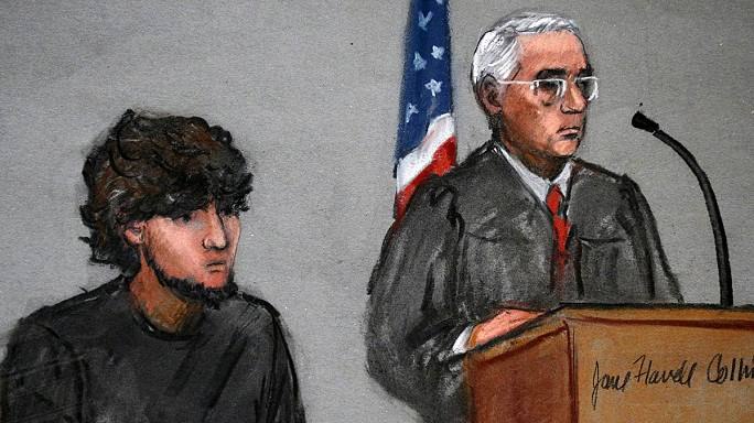 Attentats de Boston : Djokhar Tsarnaev officiellement condamné à mort, il s'est excusé pour la première fois