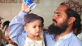 Vague de chaleur mortelle au Pakistan