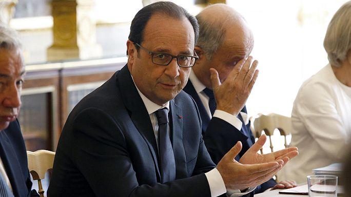 استنكار فرنسي بعد التسريبات الجديدة لوكيليكس حول تجسس واشنطن على باريس