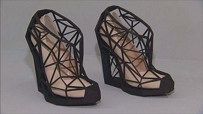 London exhibition explores pain and pleasure of shoes