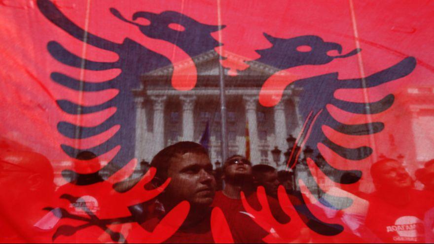 Das Balkanpulverfass - Explosionsgefahr?