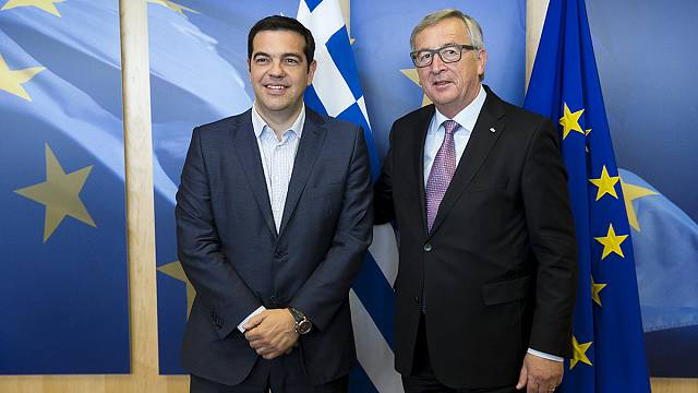 تسيبراس في بروكسل مجددا للتوصل إلى إتفاق حول ديون بلاده